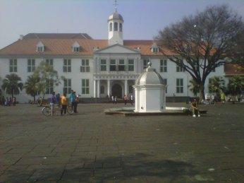 Museum Sejarah Jakarta Bangunan Megah Peninggalan Voc Jakarta By Train