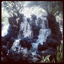 Taman Medan Merdeka Fountain