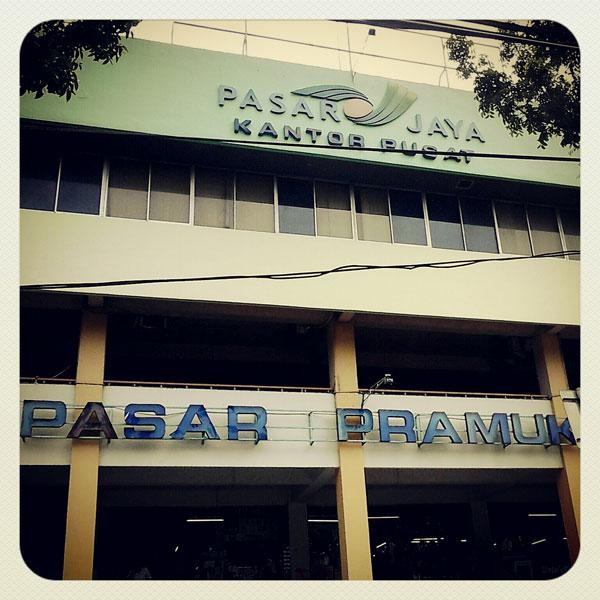 Indo Nesian Tradisi Onal Medicine Suruhan Obat: Pasar Obat Pramuka: Jakarta's Drug Market