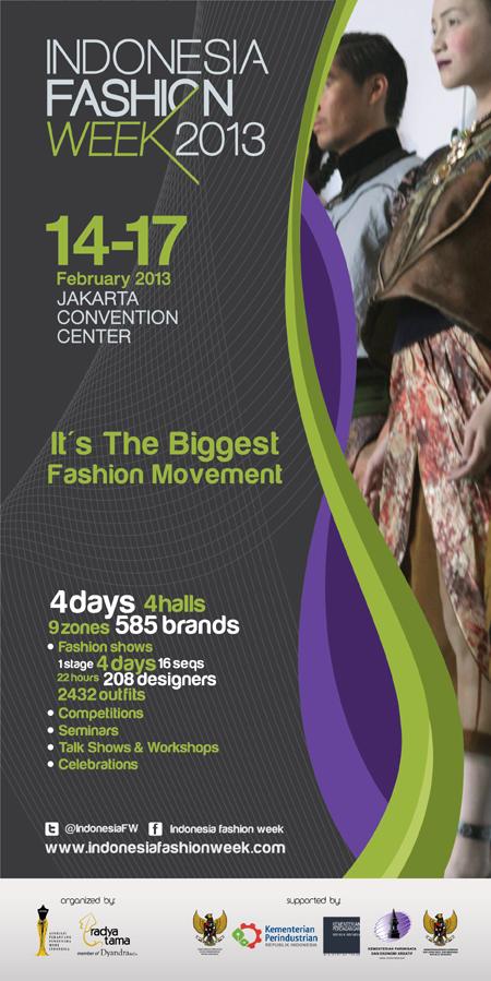 Jakarta to hold indonesia fashion week 2013 jakarta by train jakarta fashion week 2013 stopboris Images