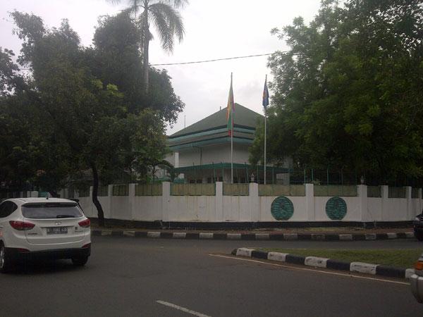 Kedubes-Myanmar