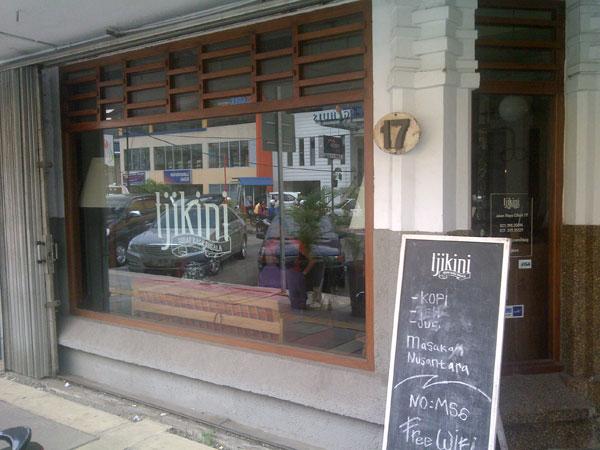 Cafe-Tjikini