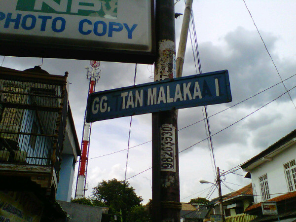 Gang Tan Malaka 1