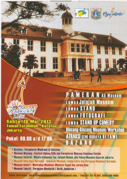 Jakarta-Museum-Day-Festival