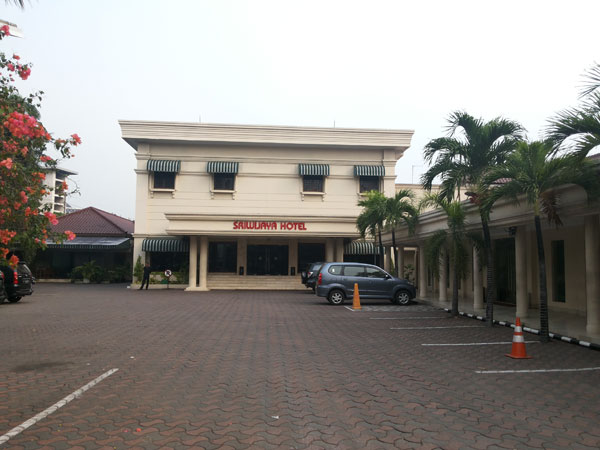 Sriwijaya Hotel Oldest Surviving In Jakarta By Train