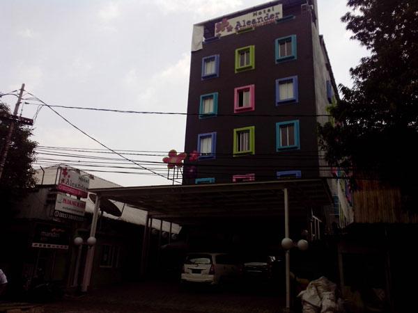Hotel-Aleander