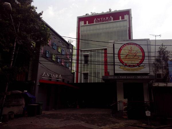 Hotel-Antara