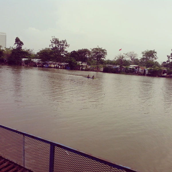 Sungai-Cisadane