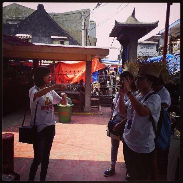 Boen Tek Bio AHP Tangerang Tour