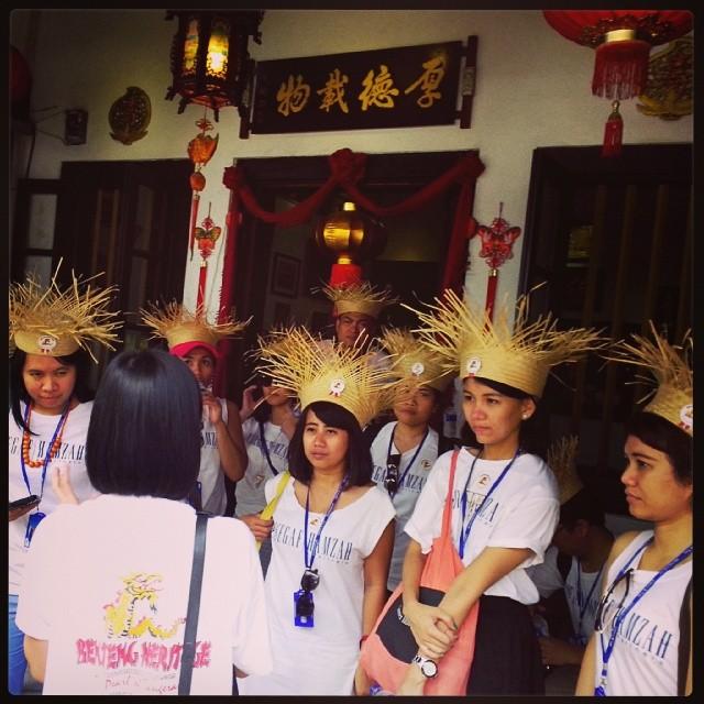 Heritage Walk AHP Tangerang Tour