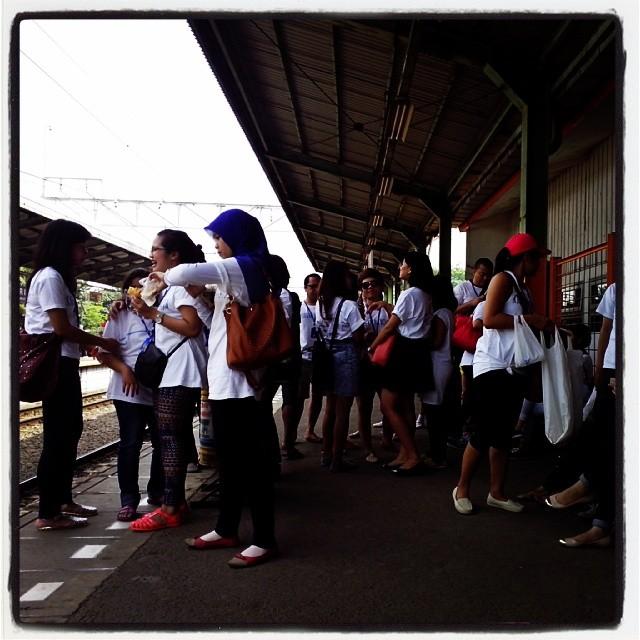 Stasiun Duri AHP Tangerang Tour
