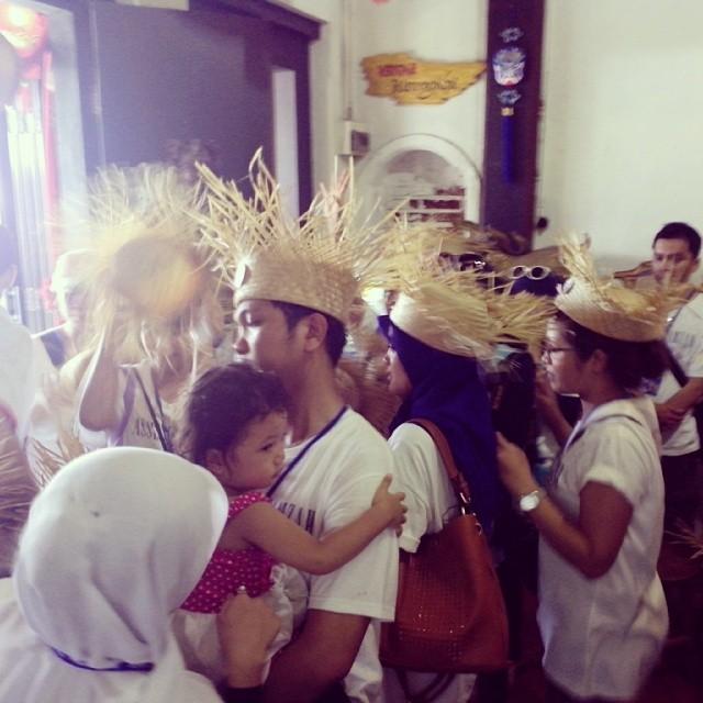 Topi Khas AHP Tangerang Tour