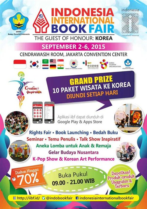 Indonesia-International-Book-Fair-2015