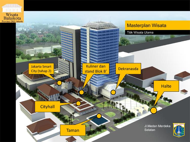 Jakarta City Hall Tour